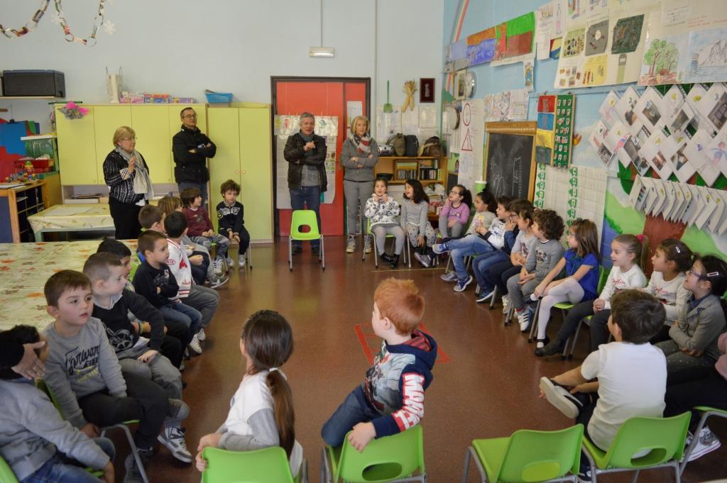 """""""Condividere la strada della scuola"""" - Alfianello (BS)"""